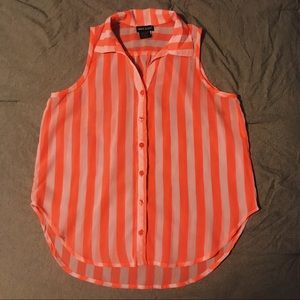 Wet Seal Summer Top. NWOT